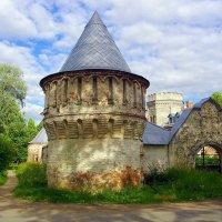 Белокаменные ворота и угловая башня. :: Лия ☼