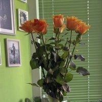 цветы от сына :: Лидия кутузова