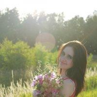 Летний букет :: Екатерина Лебедева
