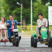 свадьба Антона и Юлии :: Александр Варуха