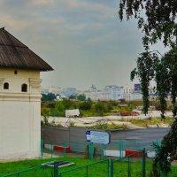 на этом пустыре была гостиница РОССИЯ :: Александр Шурпаков