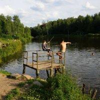 Летом :: marmorozov Морозова