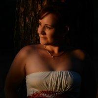 луч солнца :: Марина Пономарева