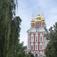 Красиво и крепко строили (московское барокко) :: Николай