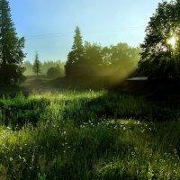 Раннее утро... :: Федор Кованский