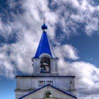 Церковь Архангела Михаила. :: Юка Волнистая