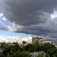 Вид с балкона. :: Ирина