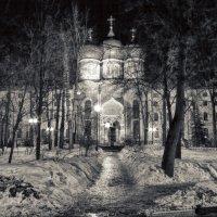 Церковь :: Дмитрий Саврасов