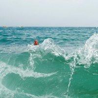Хрустальная волна. :: Чария Зоя