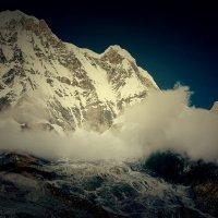 Гималаи...Непал. На высоте 4250 метров. :: Александр Вивчарик