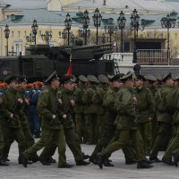 Москва, 3 мая :: sarachai