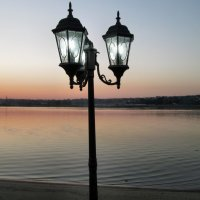 Вечер на берегу... :: Тамара (st.tamara)