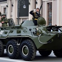 на параде :: Анатолий Зубков