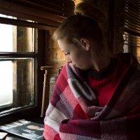 Морозное утро у окна... :: Никита Пищов