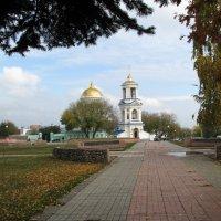 Храм. :: Михаил Болдырев