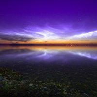 серебристые облака :: Denis Zakalyapin