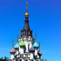 Храм :: Вячеслав Ледяев
