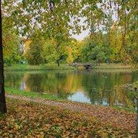 Осень в Пушкине :: Cветлана Соловьева
