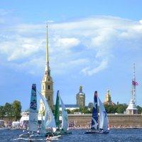 Санкт-Петербург. Город в котором хочется жить... :: Валерий Пшеницын