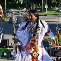 Настоящему индейцу завсегда везде ништяк! :: Борис Русаков