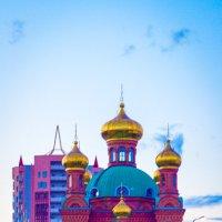 Благовещенский собор (Павлодар) :: Даурен Ибагулов