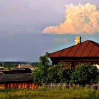 домик в деревне :: Алена Шуплецова
