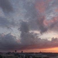 Небо над рекой Наровой :: Руслан 1111