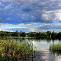 К вечеру стареют облака... :: Лесо-Вед (Баранов)
