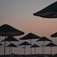 вечерний пляж :: Андрей Герасимов