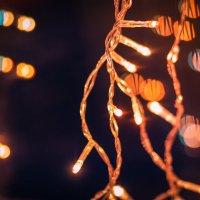 Волшебные огни :: Эльвира Билибина