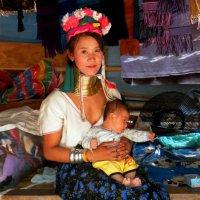 Племя длинношеих :: Маргарита