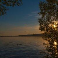 Матырское водохранилище :: Илья Костин
