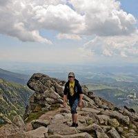 Young alpinist :: Roman Ilnytskyi