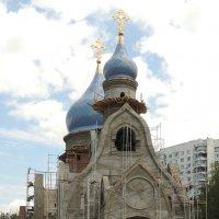 Церковь Покрова Пресвятой Богородицы :: Александр Качалин