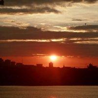 На закате дня. :: Чария Зоя