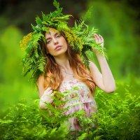 Пока цветет папоротник :: Татьяна Гнедько