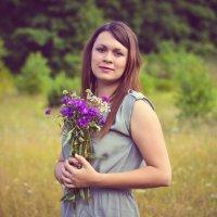 Васильковое лето :: N. Efimkina