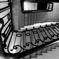 Вверх по лестнице, ведущей вниз :: Ирина Сивовол