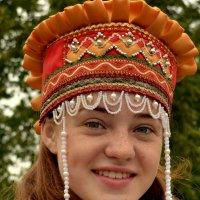 Русские веснушки :: Мася Мосина