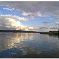 Переменная облачность :: Любовь Чунарёва
