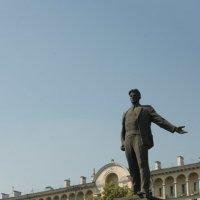 Кто же его посадит - он же памятник!!! :: Павел Савин