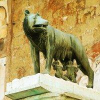 Римская волчица :: Владимир А. Украинский