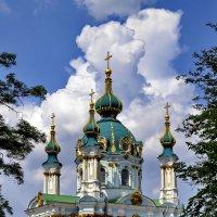 Андреевская церковь :: Сергей S.Tulpan