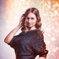 окутана бликами :: Татьяна Исаева-Каштанова