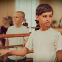 Танцор :: Евгения Новицкая