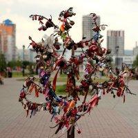 На бульваре влюблённых :: Дмитрий Арсеньев