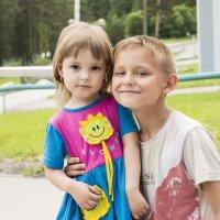 Лера с Андрюшей :: Митя Rogachev