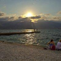 Пенье утреннего пляжа :: Константин Николаенко