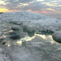 Зимние отражения :: Владимир Киселев