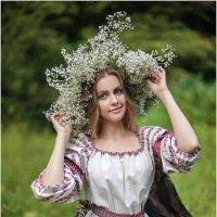 Славянская красота :: Ренат Менаждинов